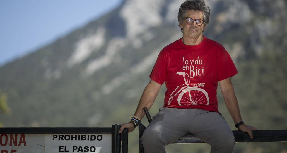 El ecologista y exdirector del Parque Natural Sierra de Grazalema, Juan Clavero.