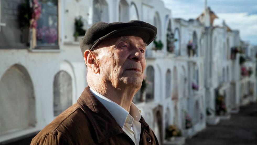El abuelo que conservó en su bolsillo la lista de sus amigos fusilados