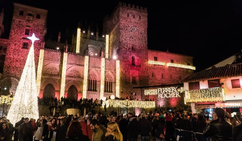 El pueblo mas bonito de España Ferrero Rocher