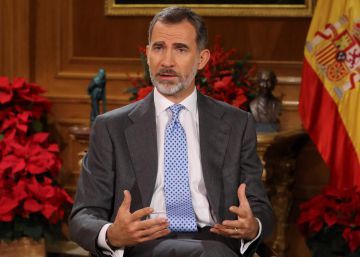 King Felipe VI calls on new Catalan government to respect plural society