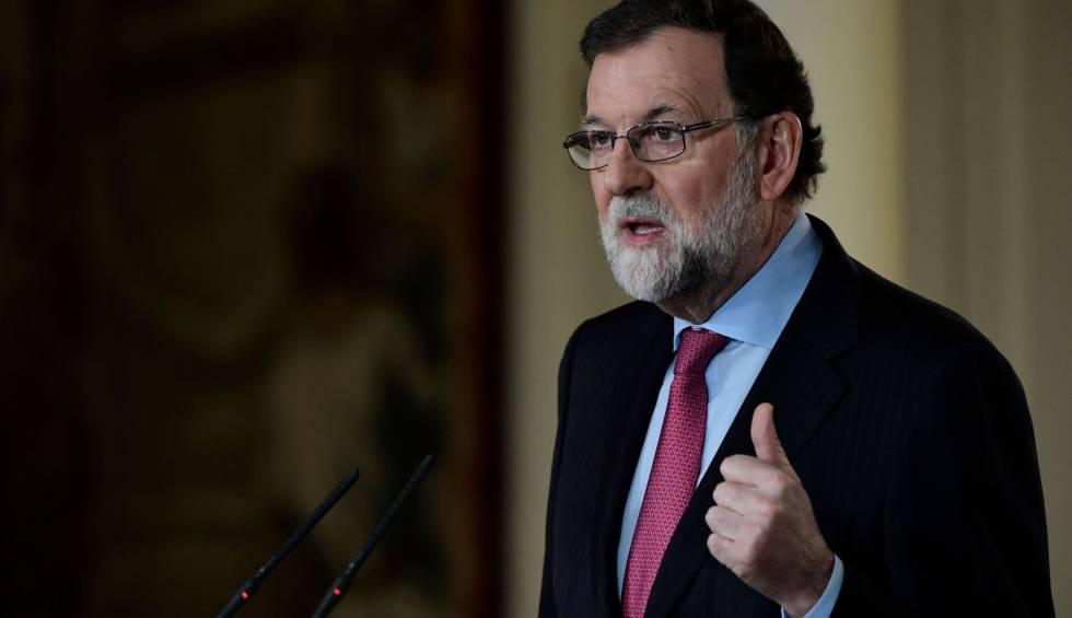 El Balance De Rajoy En 12 Frases España El País