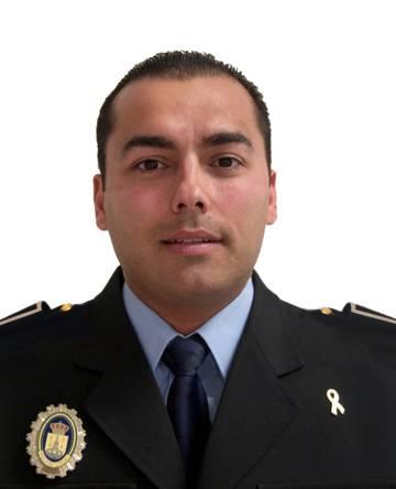 El ex policía local condenado por maltrato Manuel Lebrón.