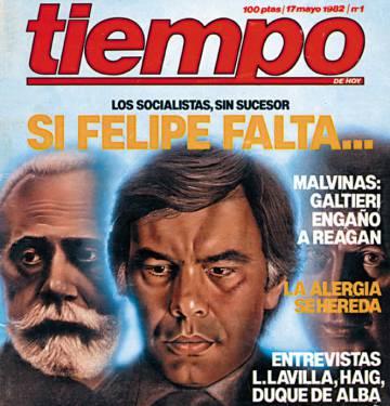 Las revistas 'Tiempo' e 'Interviú' dejan de publicarse