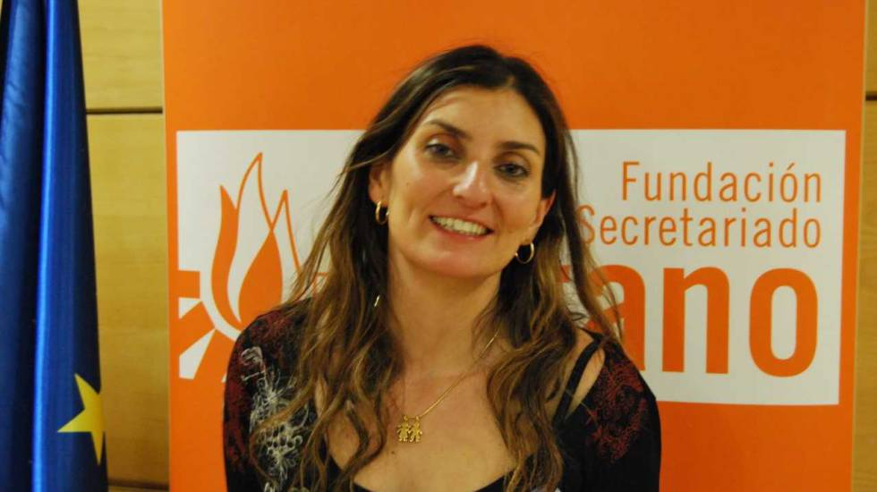 La abogada y activista Sara Giménez.