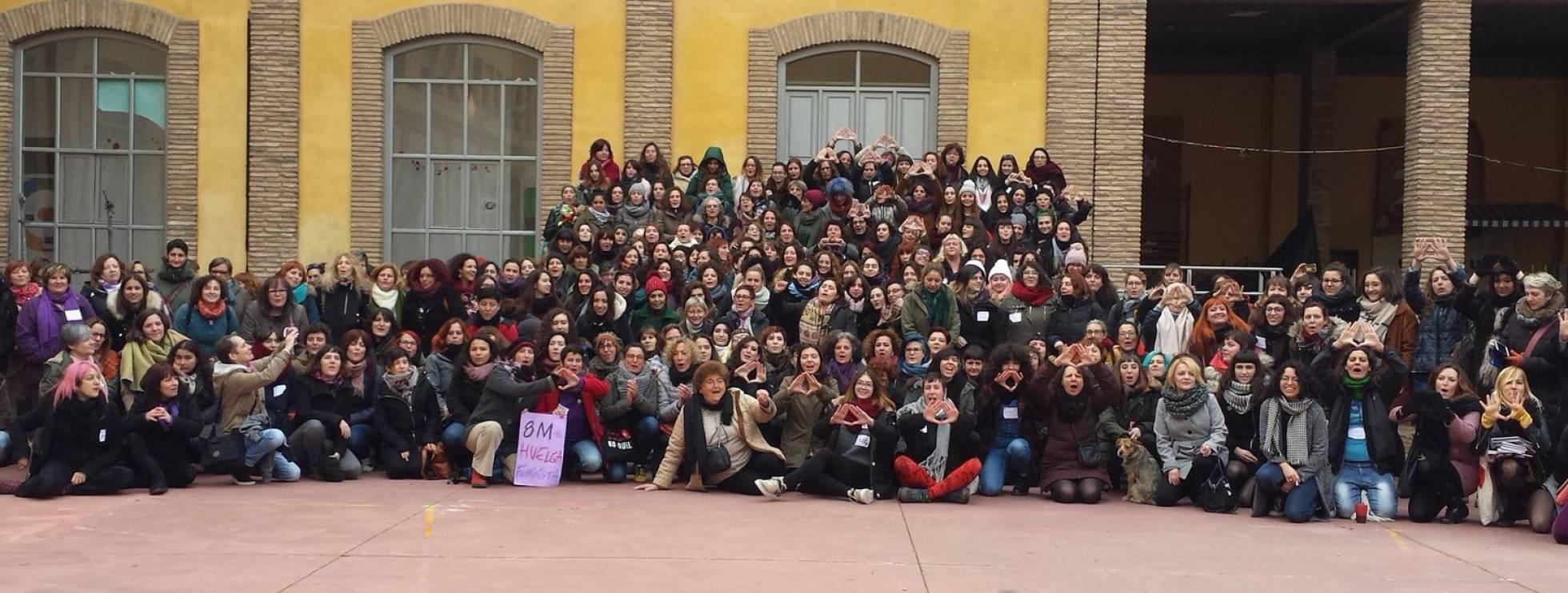 """El movimiento feminista quiere """"parar el mundo"""" el 8 de marzo"""