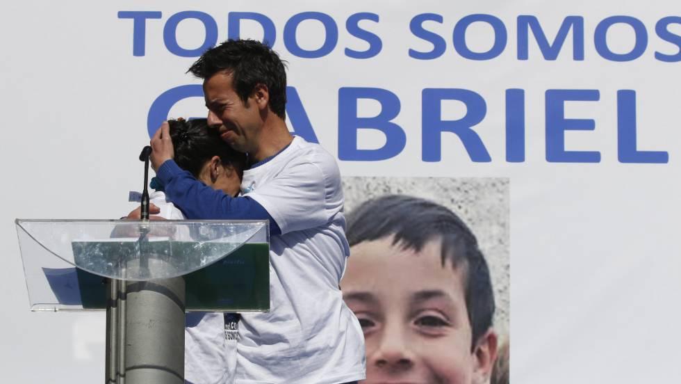 Resultado de imagen para desaparicion nino espana gabriel