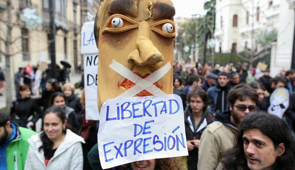 """Spain's """"Gag Law"""": Amnesty report slams Spanish government for"""