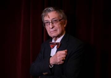 El historiador Ángel Viñas en el Ateneo de Madrid