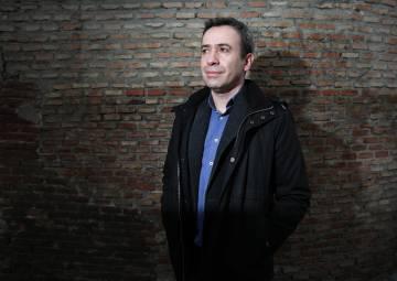 El investigador Carlos Sanz, profesor de Historia Moderna y Contemporánea de la UCM.