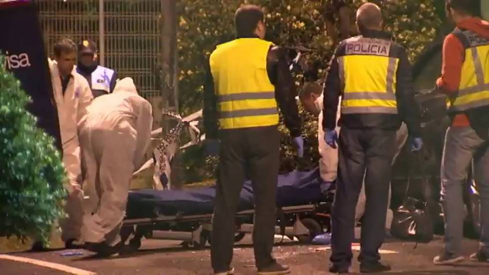 Varios hombres acribillan a tiros a otro desde un coche en Tenerife ...