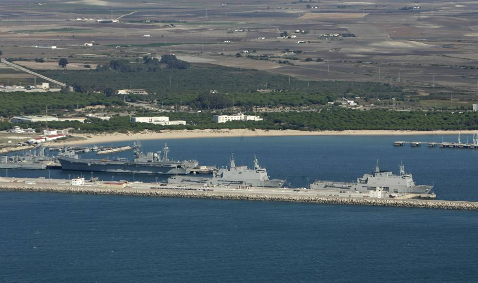 Spanish Military After Brexit Spains Rota Base Will Be New