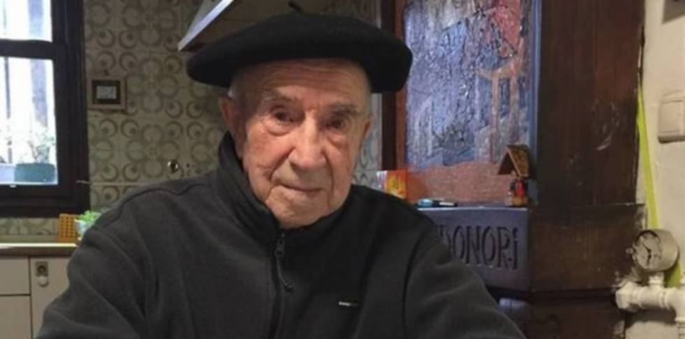 Víctor Garaigordobil, en una imagen de archivo.