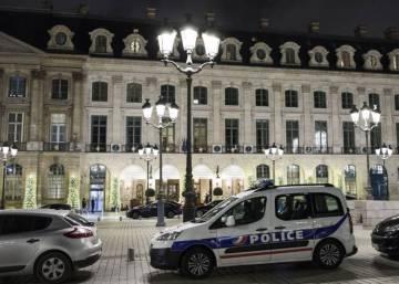 e463199aa52a ... La policía recupera todas las joyas robadas en el hotel Ritz de París