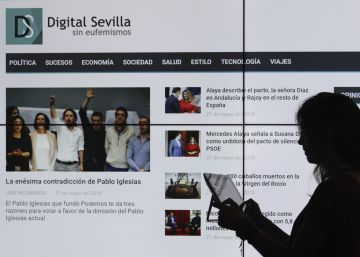 The business of digital manipulation in Spain