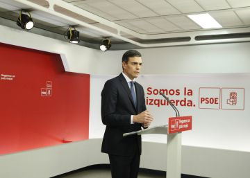 Sánchez intenta derribar a Rajoy con una moción de censura
