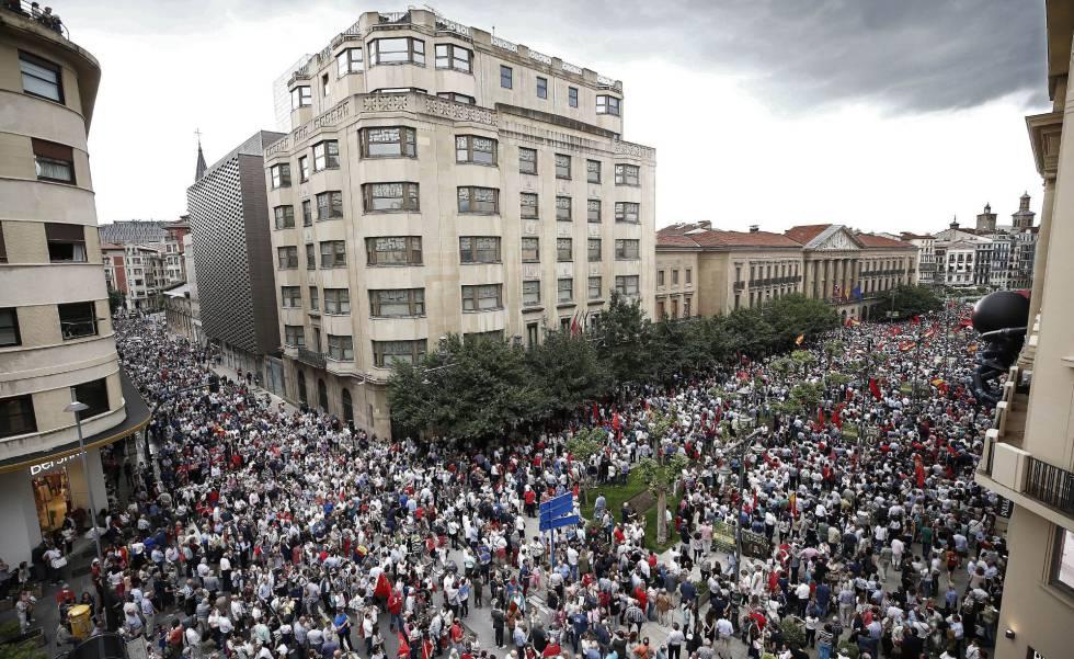Manifestación este sábado en Pamplona contra la