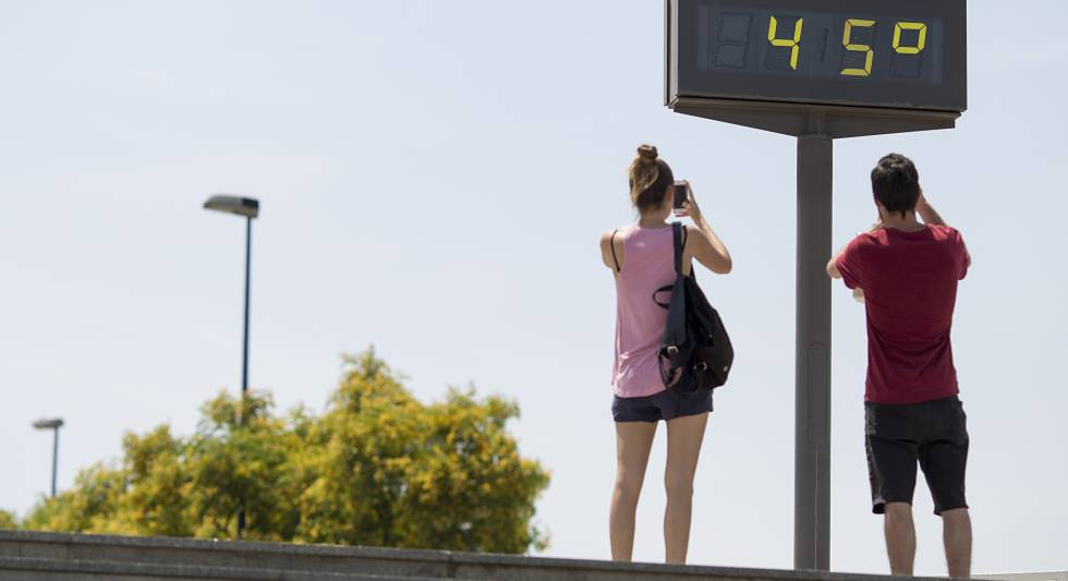"""b5cf962c2 El verano """"pinta"""" menos caluroso que el de los últimos cuatro años ..."""