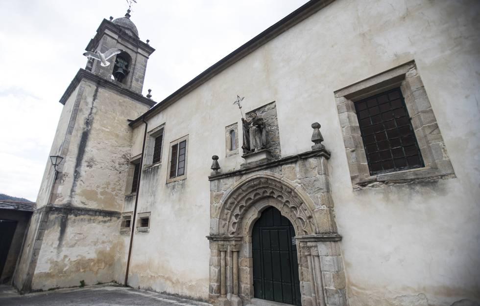 Convento de Valdeflores en Viveiro (Lugo).
