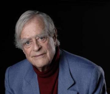 El biólogo y mecenas Luc Hoffmann.