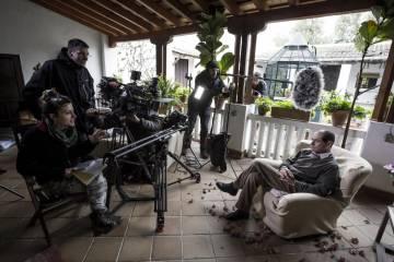 Entrevista del documental sobre humedales.