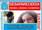 Localizada en la selva de Perú Patricia Aguilar, la joven española desaparecida el año pasado