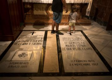 "Remains of ""sadistic"" Franco-era general to be removed from Seville church"