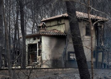 Wildfire in Valencia under control, but many still unable to go home