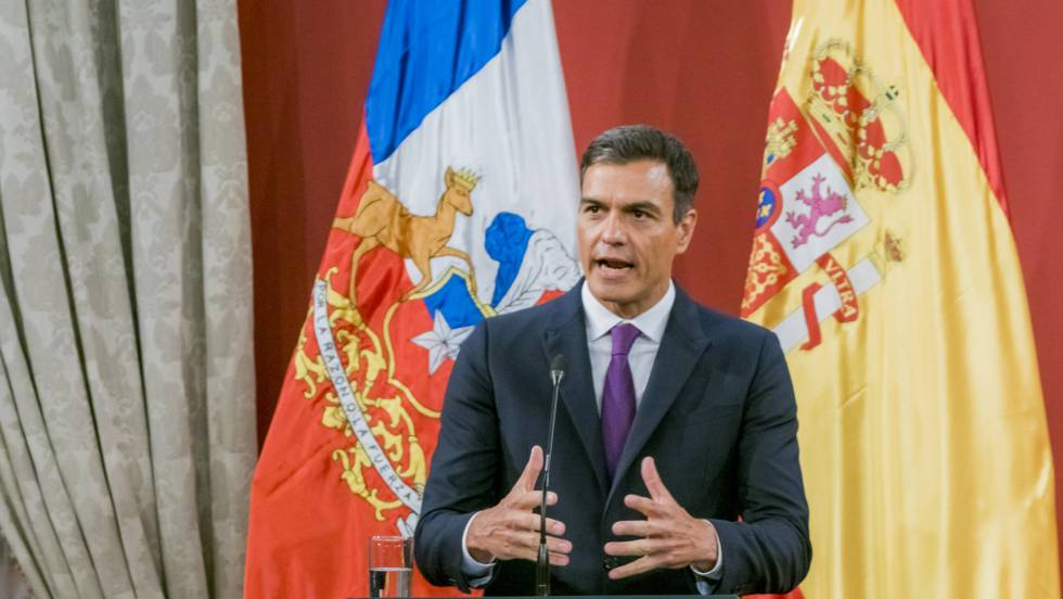 """Sánchez dice que la defensa del juez Llarena """"es una cuestión de Estado"""""""