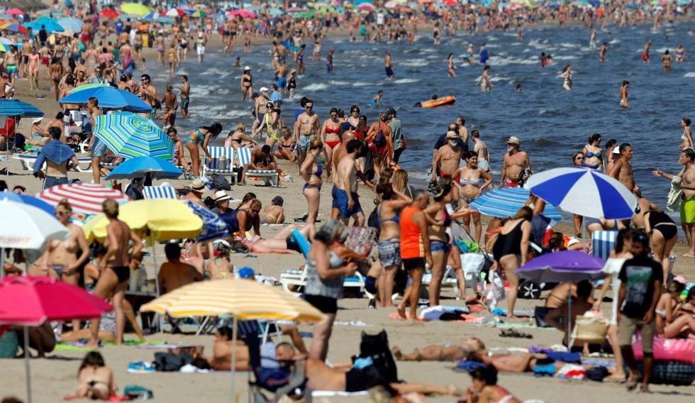 spanish weather forecast spain enjoying indian summer with weekend