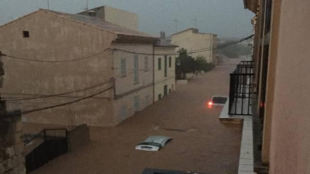 Image result for Cinco muertos y varios desaparecidos en inundaciones en la isla española de Mallorca