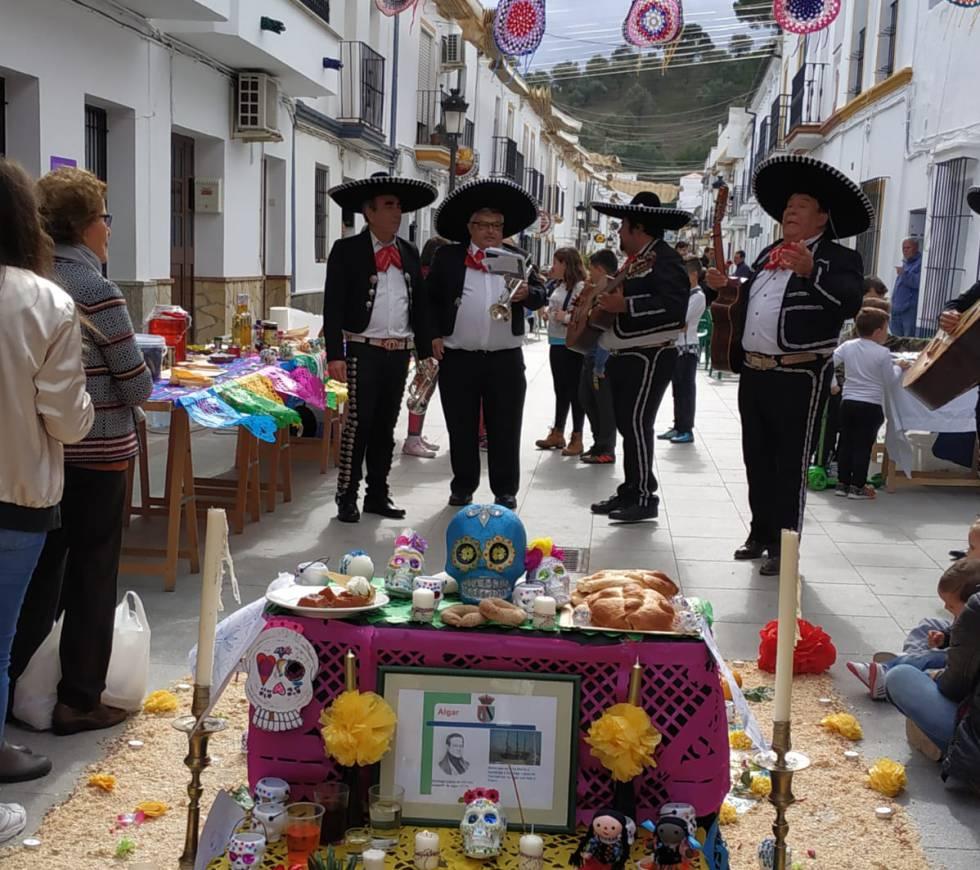 Algar, el pueblo más mexicano de España