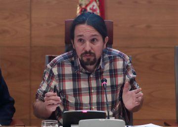 Pablo Iglesias Podemos El Pais