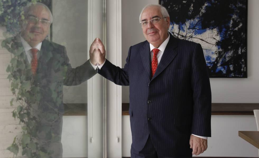 Muere Vicente álvarez Areces Expresidente De Asturias España El