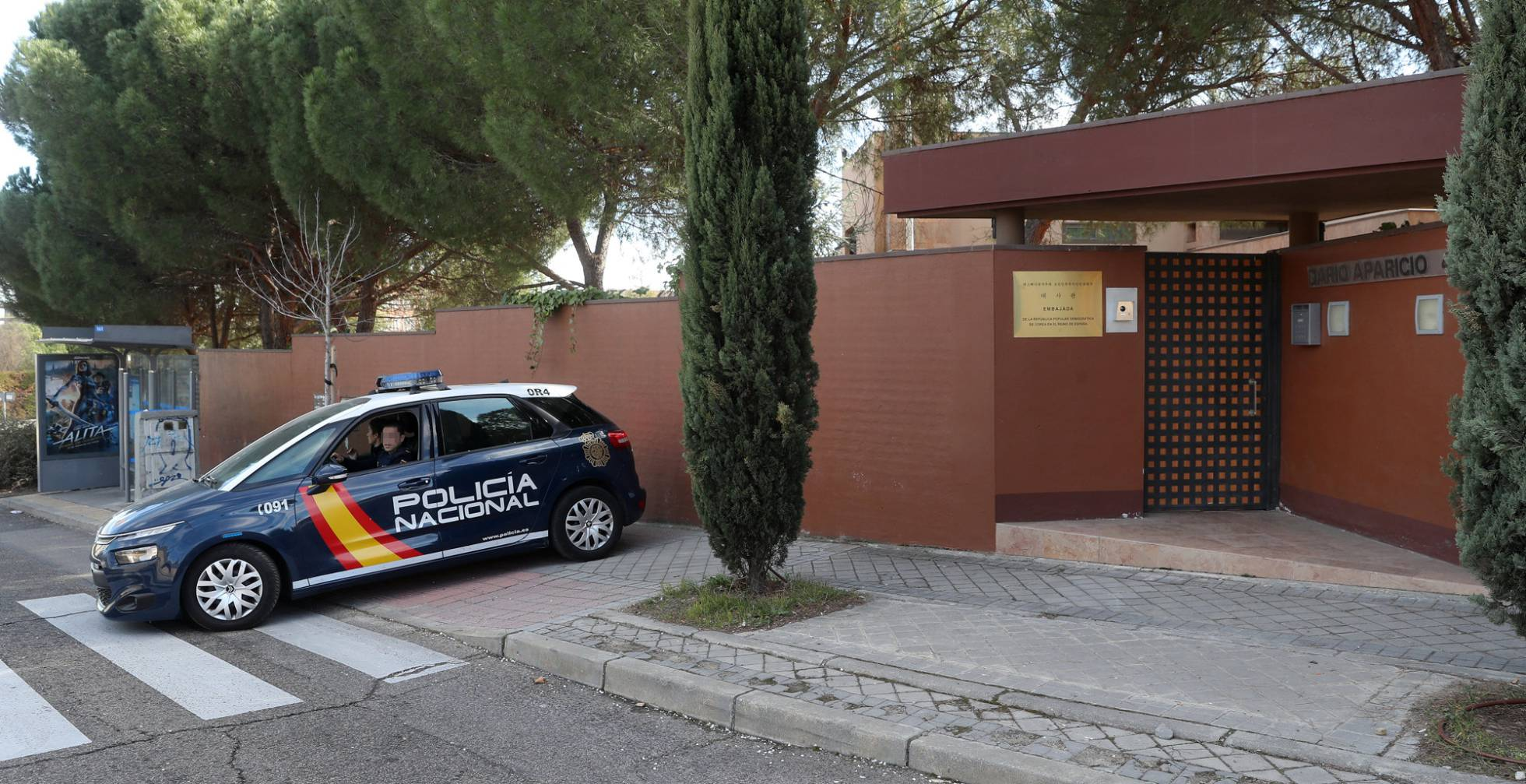 REPORT: CIA implicated in attack on North Korean embassy in Madrid