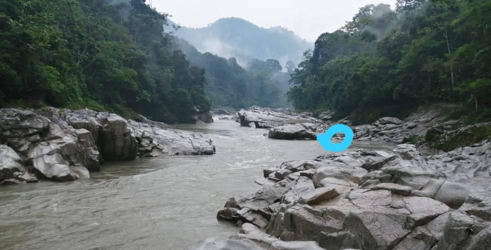Ecuador da por muerto al estudiante español desaparecido en un río