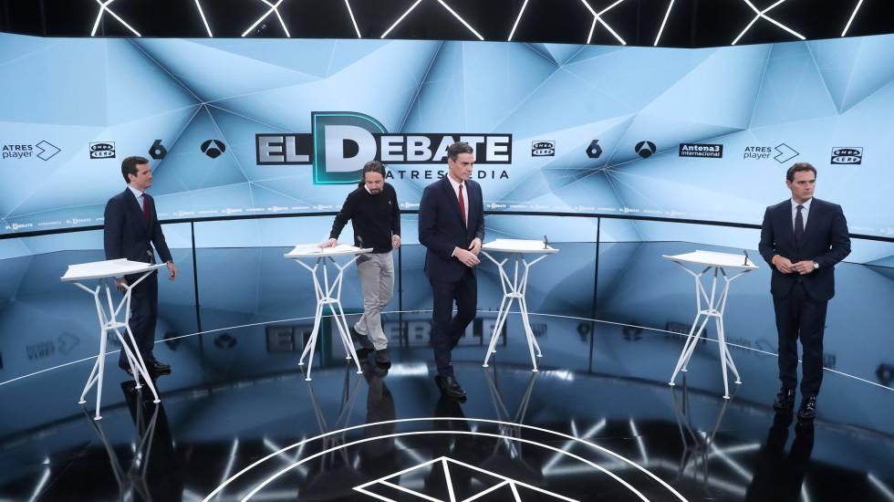 El PSOE cree que la pugna entre PP y Cs le deja libre el centro