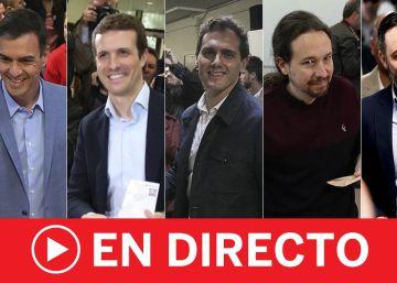 AO VIVO | Eleições na Espanha: boca de urna aponta vitória do bloco da esquerda