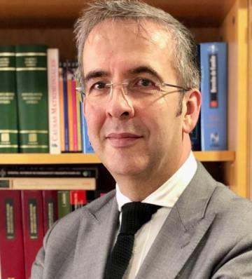 El abogado Marco Antonio de Felipe.