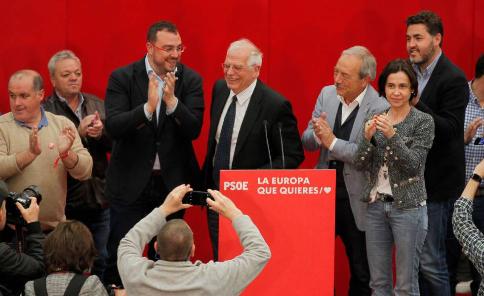 El PSOE gana en Asturias y la izquierda alcanza una mayoría clara con el 40% escrutado