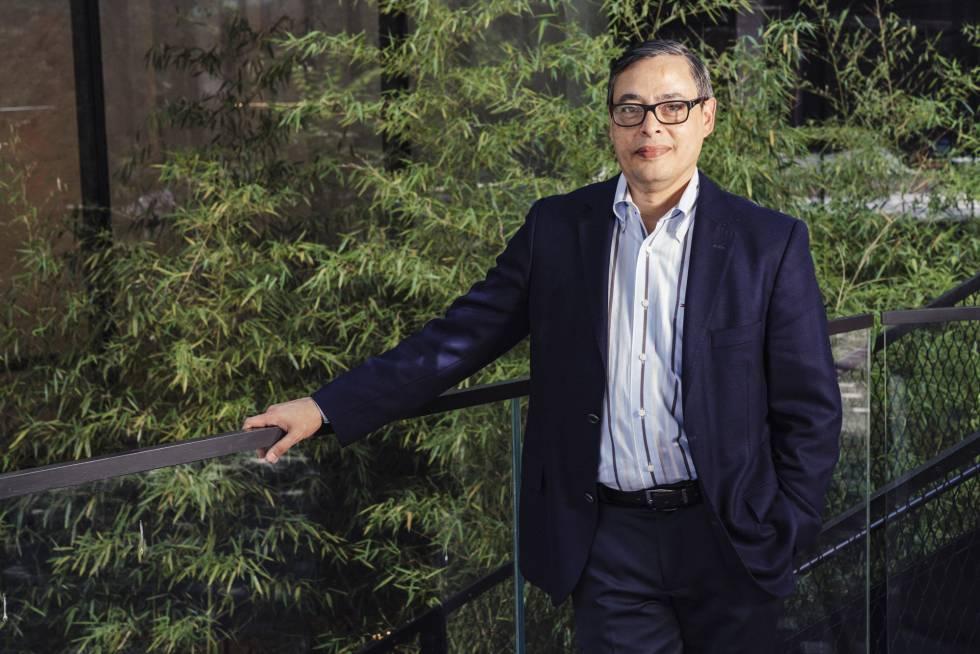 Rafael Isea, en Washington el pasado 20 de mayo. XAVIER DUSSAQ