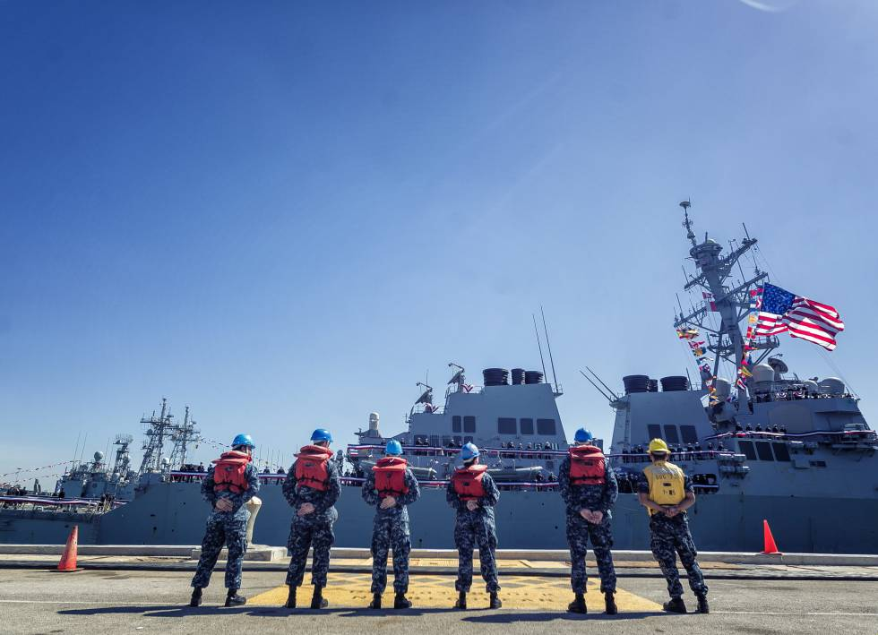 US-Spanish relations: Spain accepts more US troops at Cádiz