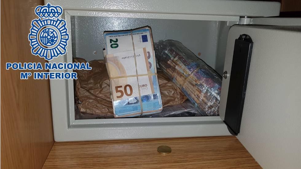 Los narcos de Estepona que no sabían qué hacer con el dinero