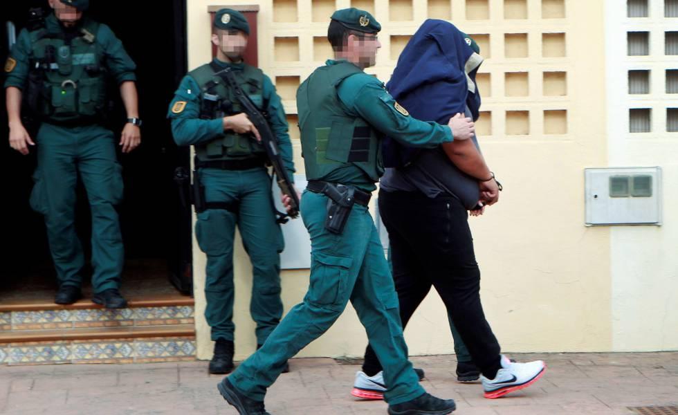 guardia civil narco