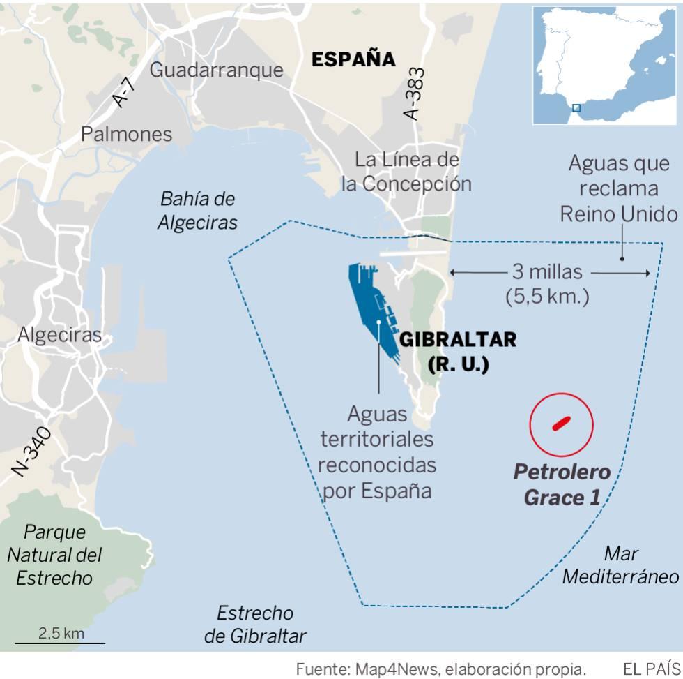 El día que EE UU ninguneó a España en el Estrecho