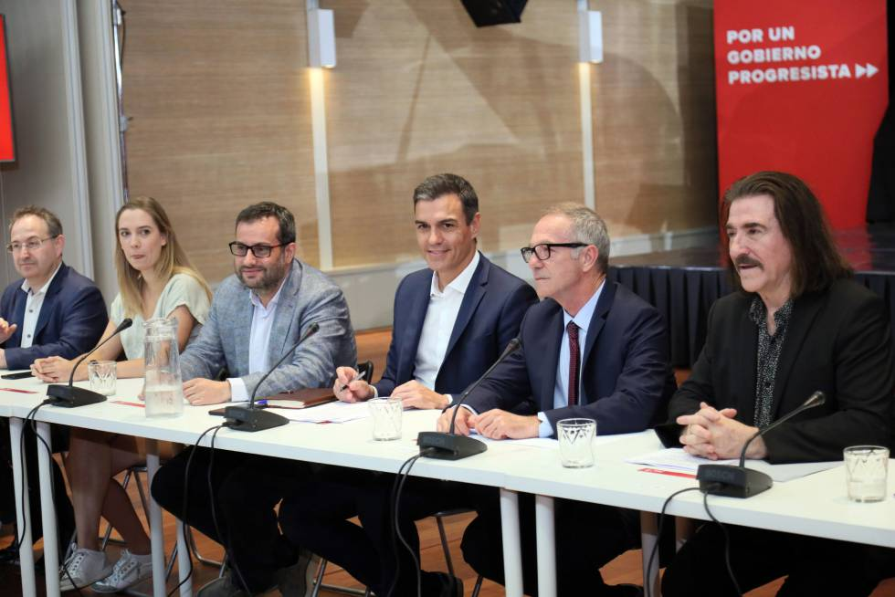 Sánchez apura plazos en su diálogo con partidos y colectivos para presionar a Podemos