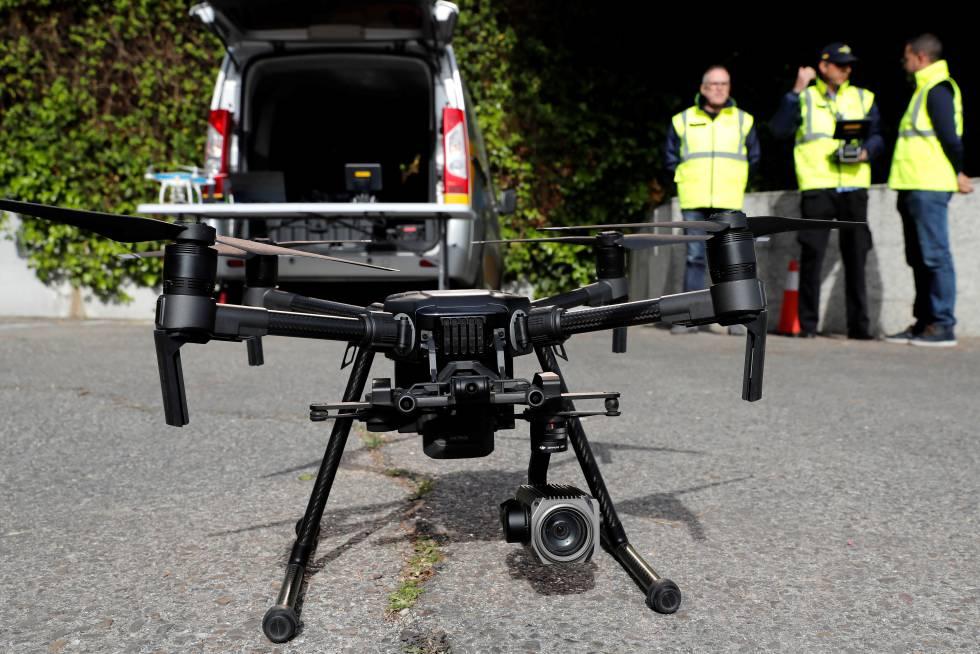 drones zarzuela