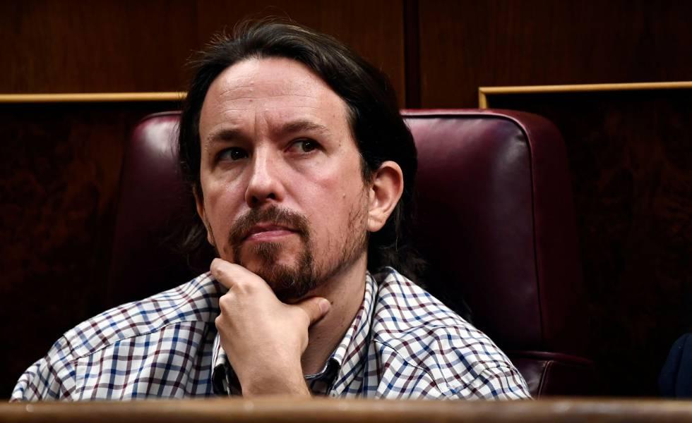 """Pablo Iglesias: """"Pedro Sánchez dejó muy claro que él preferiría entenderse con Errejón"""""""