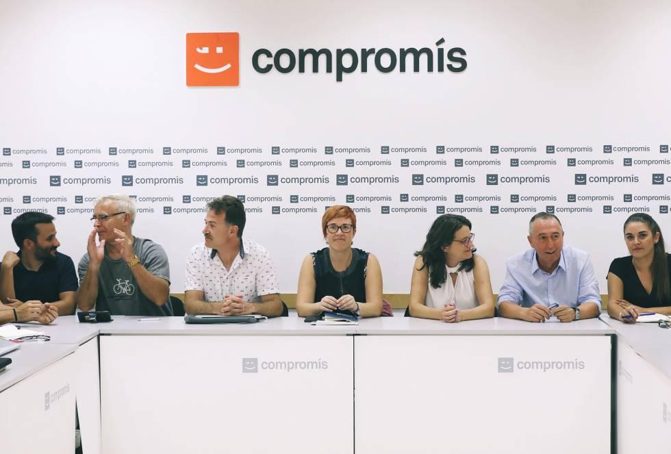 Compromís se inclina por Errejón como opción de pacto para el 10-N en Valencia