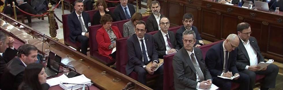 La decisión sobre la semilibertad de los presos queda en manos del servicio penitenciario catalán