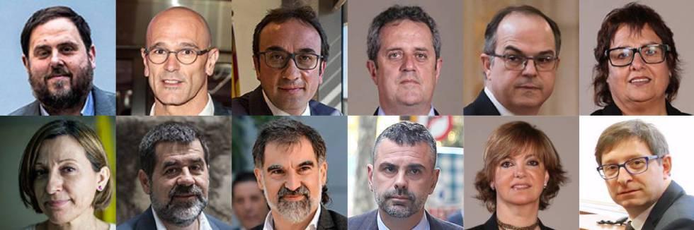 Las protestas se radicalizan en Cataluña con el apoyo de Torra